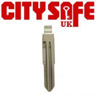 10 x KeyDIY HON58R Key Blades (HD90)