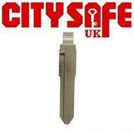 10 x KeyDIY HU133R Key Blades