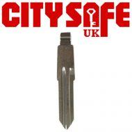 10 x KeyDIY HU46 Key Blades (VX1)