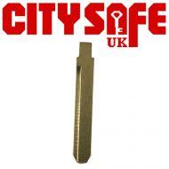 10 x KeyDIY HU57 Key Blades (VL16)