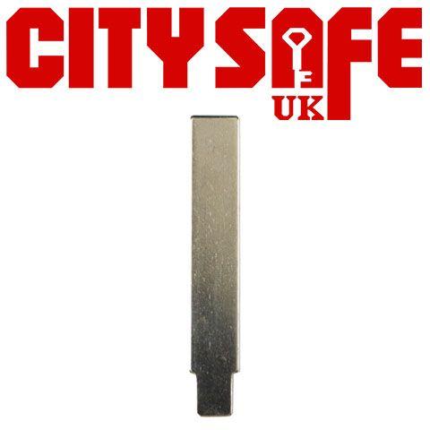 10 x KeyDIY HU83 Key Blades (PG83)