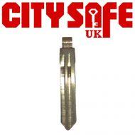 10 x KeyDIY HYN14R Key Blades (HY14S)