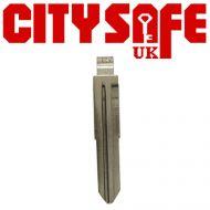 10 x KeyDIY HYN6/HYN12 Key Blades (HY12/HY6)