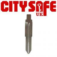 10 x KeyDIY MIT11R Key Blades (MZ23)