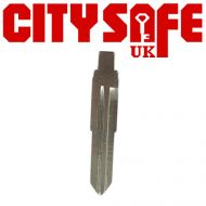 10 x KeyDIY MIT8 Key Blades (MT1)