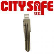 10 x KeyDIY NE71R Key Blades (RV3)