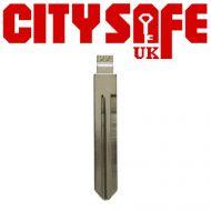 10 x KeyDIY NSN14 Key Blades (NS34)