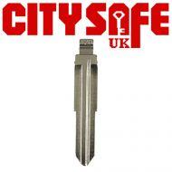 10 x KeyDIY SSY3 Key Blades