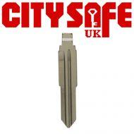 10 x KeyDIY TOY41R/DH04 Key Blades (TR41)