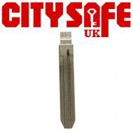10 x KeyDIY TOY43 Key Blades (TR47)