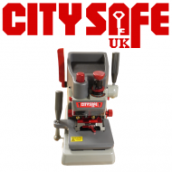 CitySafe Laser and Dimple Manual Key Cutting Machine