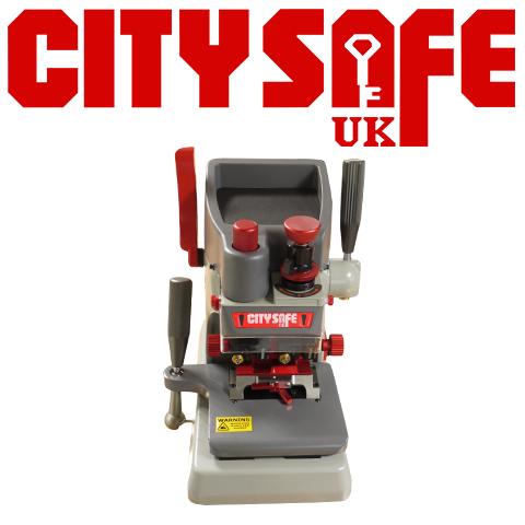 CitySafe Laser and Dimple Manual Key Cutting Machine