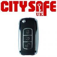 KeyDIY NB07 Car Key Remote For Peugeot (With Integrated Transponder Chip)