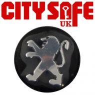 KeyDIY Peugeot Badge For Key Remotes