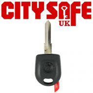 Keyline Car Key Pod HU49 VW with T1 Chip