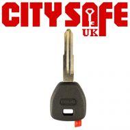 Keyline Car Key Pod HON58R with T6 Chip