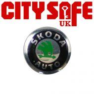 KeyDIY Skoda Badge For Key Remotes