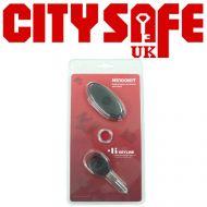 Keyline Nissan Emergency Key
