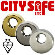 2* Kitemarked High Security Escutcheons