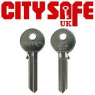 CLF1 Key Blank - CRF-1D | CLF1