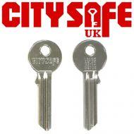L62GE Key Blank - GE-3D | GE106