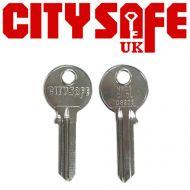 N9CS Key Blank - CI-DL | CS206