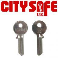 UL1R Key Blank - U-5I | UL051