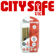 Brass 3* Kitemarked Euro Cylinders - Retail Packaged