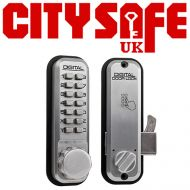 2500 Hook Bolt Digital Lock for Sliding Doors