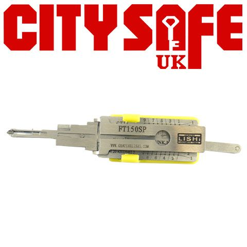 Genuine Lishi Night Vision GT15R 3 in 1 Pick and Decoder