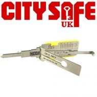 Genuine Lishi Night Vision GM39 2 in 1 Pick and Decoder