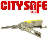 Genuine Lishi Night Vision YM15 2 in 1 Pick and Decoder