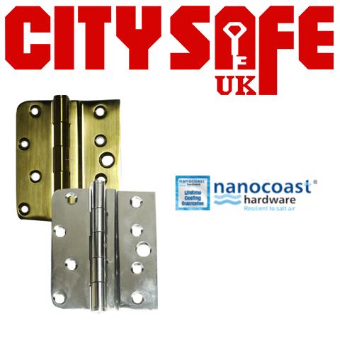 Nanocoast Composite Door Hinges