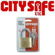 50mm Brass Padlock