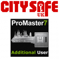 ProMaster 7 Additional User & 1 Year Maintenance