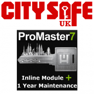 ProMaster 7 - With Inline Module & 1 Year Maintenance (1 User)