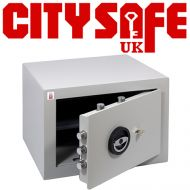 Sistec EM 1 Grade 1 Safe - Key Locking