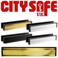 Slim Line 12 Inch Letterboxes