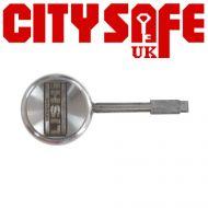 Genuine Lishi Quick Open 6 Cut Tibbe Key - Magic Tibbe