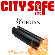 The Soterian TS008 Certifire Letterplate - FD30 Internal Frame