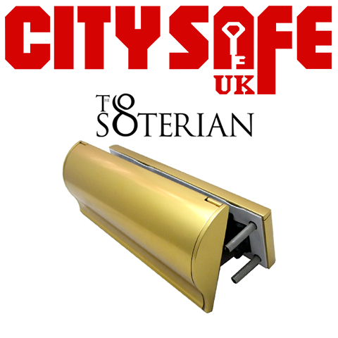 The Soterian TS008 Letterplate - External Frame