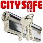 Nickel Standard Security TL Euro Cylinders - Retail Packaged