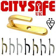 2* Kitemarked High Security Front Door Handles